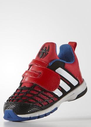 Бомбезные кроссовки adidas marvel 22р,ст 13,5см.mега выбор обуви и одежды
