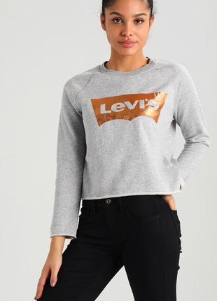 Свитшот levi's ✔️ - оригинал ✔️ - новая ✔️