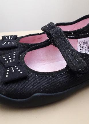28,32 новые польские туфли балетки тапочки befado