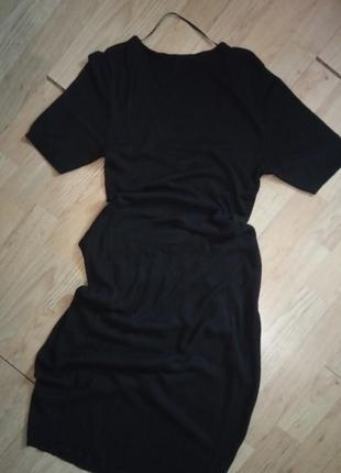 Oggi платье чёрное2 фото