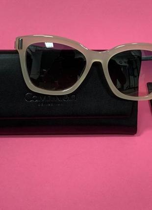 Солнцезащиные очки  calvin klein collection