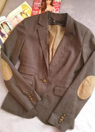 Стильный клубный пиджак мягкий жакет2 фото