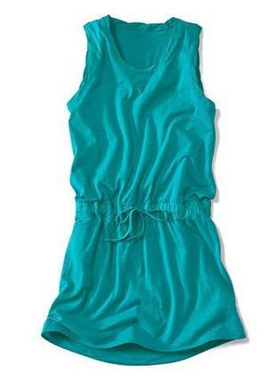 Нежное летнее платье-сарафан от тсм чибо германия2 фото