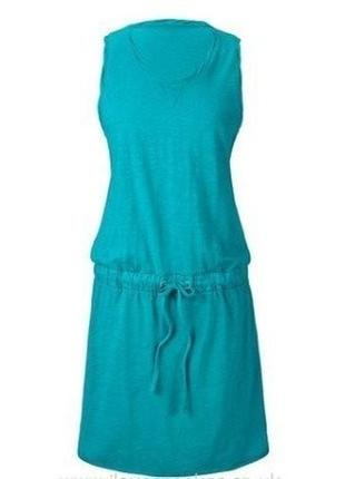 Нежное летнее платье-сарафан от тсм чибо германия3 фото