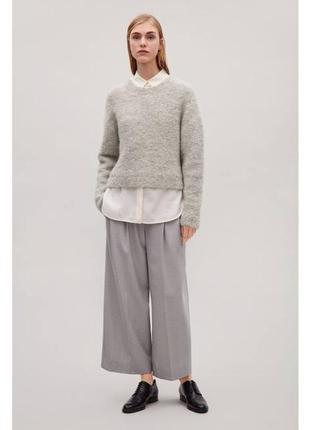 Текстурный свитер cos 581059001