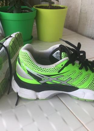 Яркие лёгкие кроссовки с сеткой
