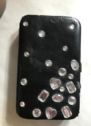 Чехол-кошелек на iphone 4