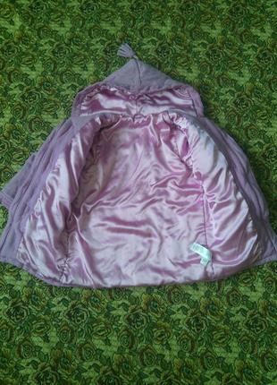 Курточка на девочку3 фото