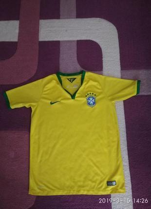 Футбольна футболка (brazil) originally