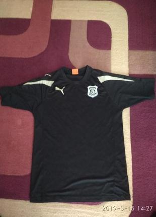 Футбольна футболка (kardif citi)