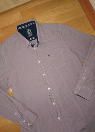 Рубашка клечатая lerros