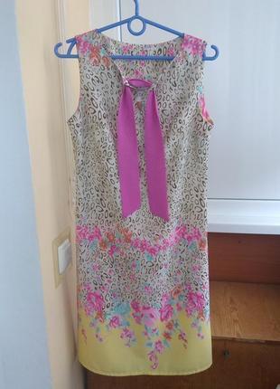 Летнее платье vilonna collection, р.36