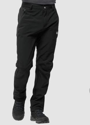 Зимові штани від jack wolfskin
