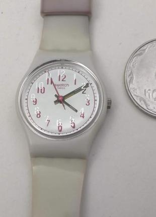 Swatch ag 2014, кварц, швейцария, миниатюрные.