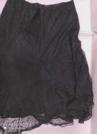 Очень красивая воздушная юбка ralph lauren