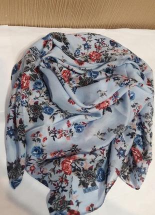 Роскошный турецкий платок легчайший
