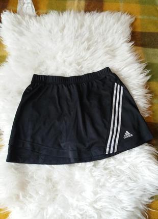 Спортивная юбка-шорты adidas