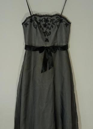 Красивое вечернее платье м