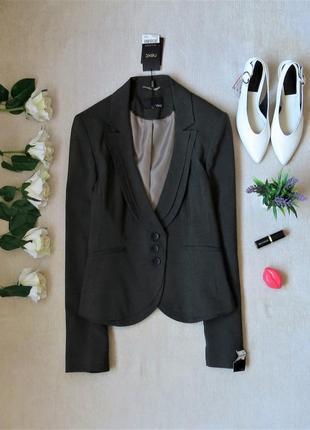 Классический приталенный пиджак