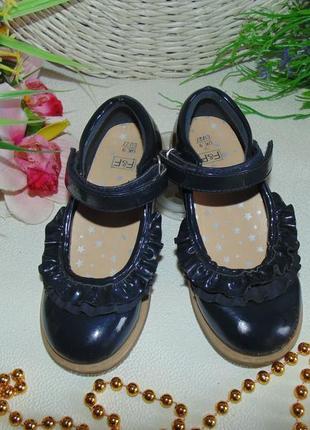 Шикарные туфельки f&f
