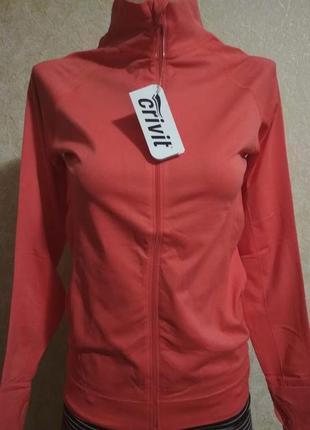 Распродажа женская спортивная кофта микрофибра жіноча кофта2 фото