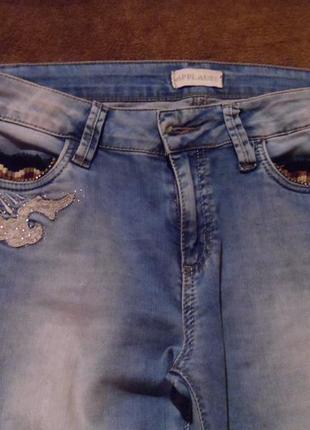 Фирменные джинсы applause р.32