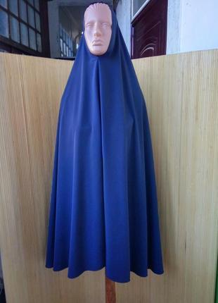 Готовый хиджаб / платок трикотаж / химар