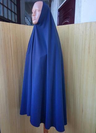 Готовый хиджаб / платок трикотаж / химар2 фото