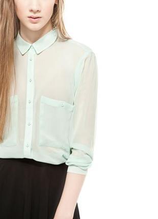 Рубашка bershka.