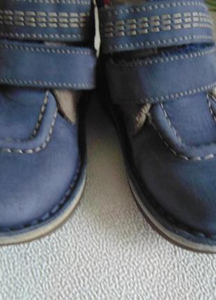 Ботинки kickers 28 р-р,по стельке 17,5 см4 фото
