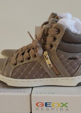 Ботинки geox для девочки р. 28