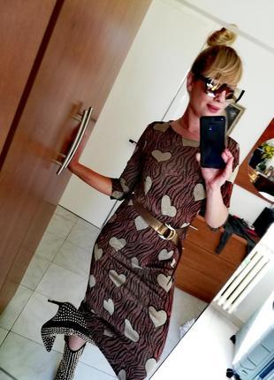 Платье italia amore