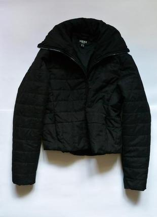 Стильная куртка mexx бомбер пуховик на весну
