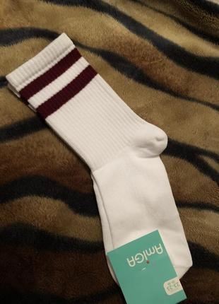 Носки высокие / завышенные носки / носочки / гетры