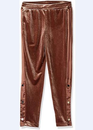 Велюровые лаунж штаны guess на девочку 10 лет