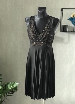 Платье для вечеринки в ретро стиле + обруч и перчатки в подарок
