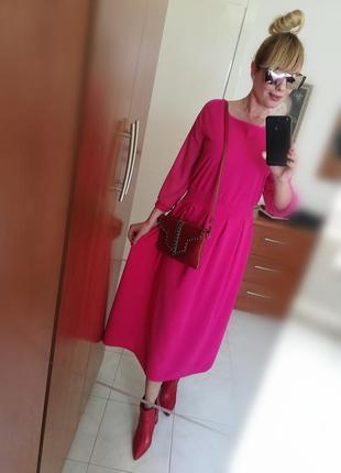 Платье italia  rosa