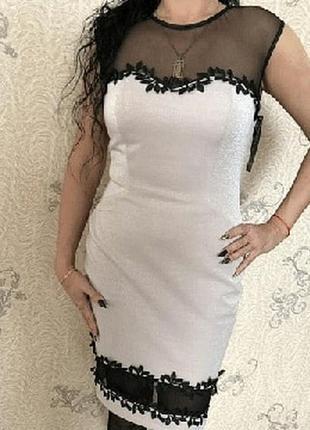 Шикарное платье турция