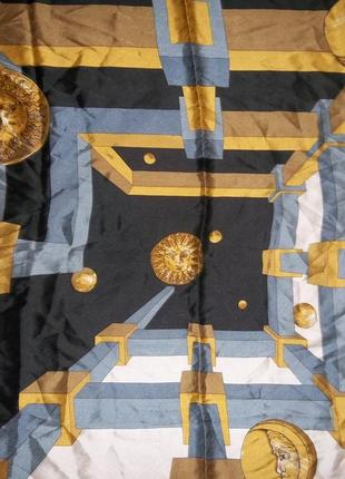 Шелковый платок christian fischbacher