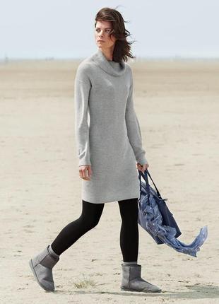 Вязаное платье тсм tchibo