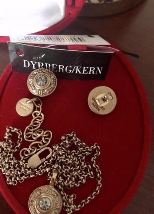 Брендовый европейский набор  от дорогого бренда  dyrberg/kern  💥3 фото