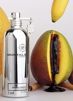 Montale _mango manga  _original_eau de parfum