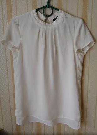 Шикарная масляная блузка