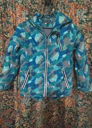 Демисезонная куртка состояние новой