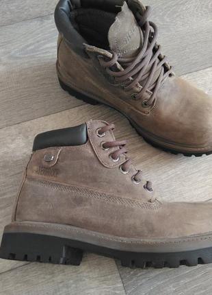 Ботинки демисезонные мальчику-подростку