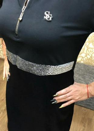 Шикарное платье sogo