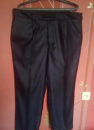 Шикарные брюки для торжеств на рост 168 см