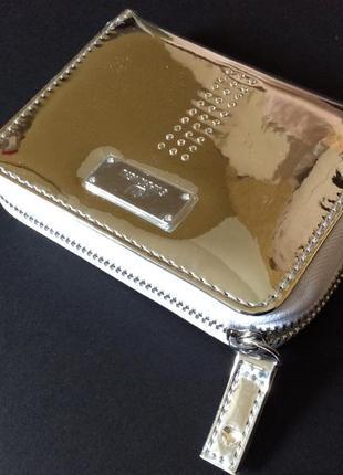 Новый кошелёк swarovski 100% оригинал камни swarovski