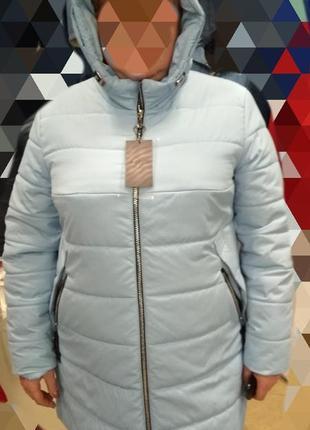 Куртка на термоподкладке 58 размер