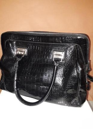Черная сумка braska